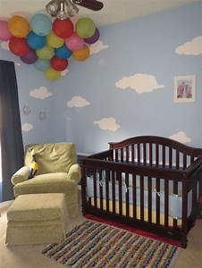 Simply Clouds Wall Stencil Kit Baby Nursery Themes