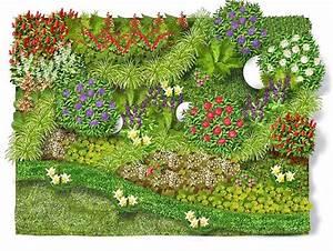 Blumenbeete Zum Nachpflanzen : 25 sch ne pflegeleichter garten ideen auf pinterest pflegeleichter hof vorgarten gestalten ~ Yasmunasinghe.com Haus und Dekorationen