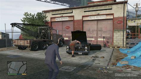 gta 5 bureau heist best approach tow truck grand theft auto v