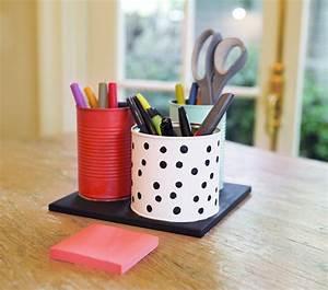 DIY Desk Organizer Ideas to Tidy Your Study Room