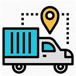 Tracking Delivery Shipment Icon Check Logistic Retail