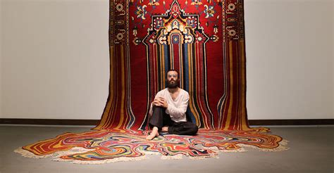 Mind Bending Woven Rugs By Faig Ahmed Look Like A Glitch