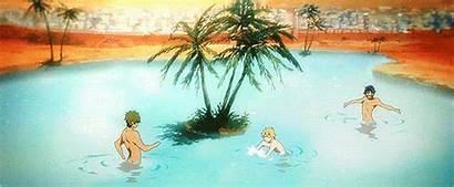 Anime Swimming Boy Mare Pubblichiamo Dailydot Homoerotic