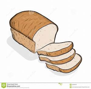 Bread stock vector. Illustration of card, french, full ...