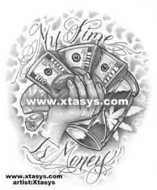 Money Tattoo Designs Drawings