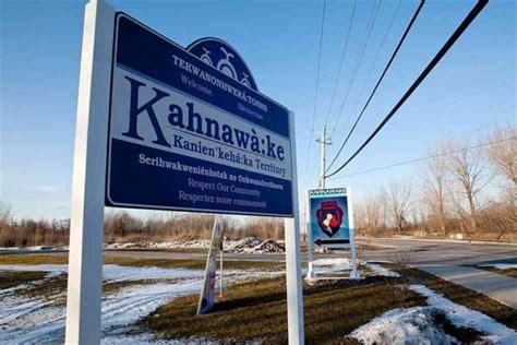kahnawake of the mohawks