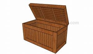 Wooden chest plans HowToSpecialist - How to Build, Step