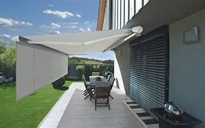 Store électrique Terrasse : store de terrasse store banne ext rieur pour terrasse et ~ Premium-room.com Idées de Décoration