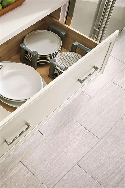 wide cabinet drawer  plate holder kitchen craft