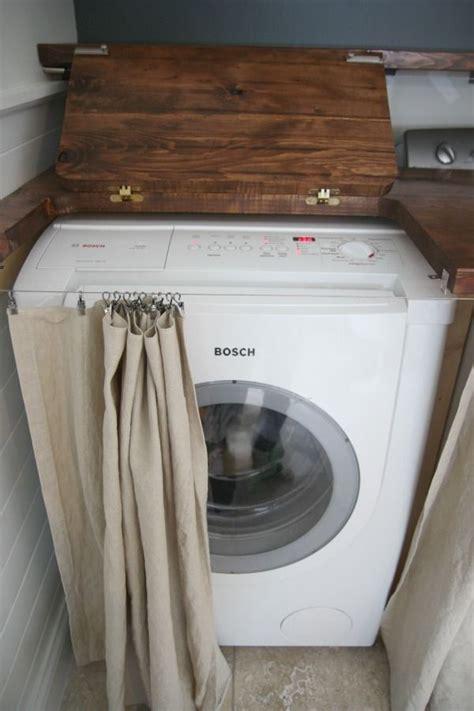 astuce pour ranger sa cuisine comment intégrer le lave linge dans intérieur 31 idées