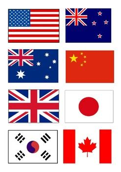 country flags chinese mandarin matching game  lotus tpt