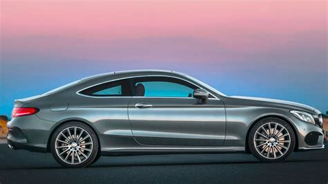 Mercedes C300 Coupe 2016 by Mercedes C300 Coup 233 2016 C Class Driving