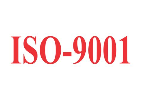Iso 9001 Logo Vector~ Format Cdr, Ai, Eps, Svg, Pdf, Png