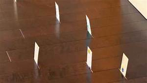 Homeowner faced with hardwood headache ctv calgary news for How to fix gaps in hardwood floors