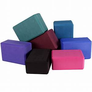 4'' Foam Yoga Block YOGA Accessories
