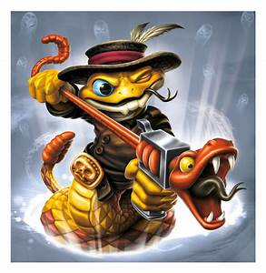 Darkspyro Skylanders Swap Force Gallery