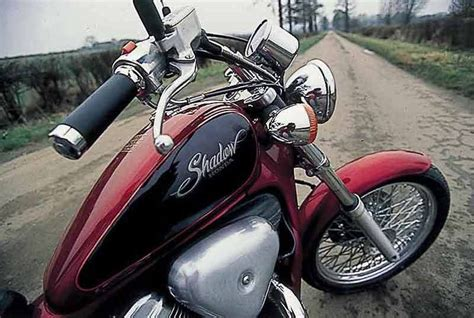 Honda Vt600 Shadow (1992-2002) Review
