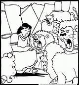 Den Lions Daniel Coloring Lion Pages Lds Jesus Christ Activity Colouring Clipart Clip Print Library Sunday Popular sketch template