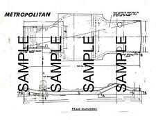 Chevrolet Monte Carlo Frame Diagram With