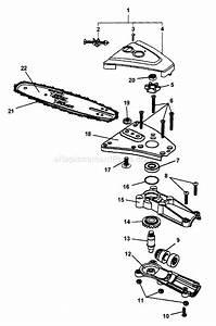 Echo Pp-600 Parts List And Diagram  N 001001