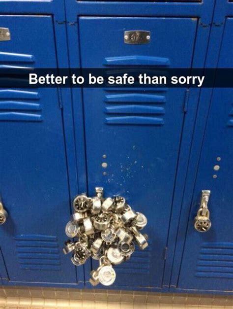 locker prank  combination locks laugh
