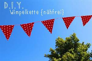 Wimpelkette Selber Basteln : ktv fest 2013 anleitung f r eine n hfreie wimpelkette d ~ Lizthompson.info Haus und Dekorationen