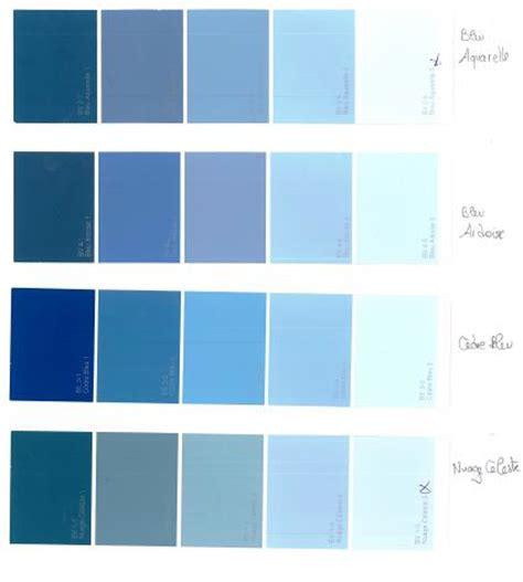 nuancier peinture chambre cuisine decoration couleur gris bleu peinture couleur