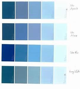cuisine decoration couleur gris bleu peinture couleur With couleur de peinture bleu 3 gamme des couleurs