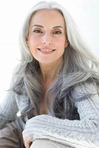 30 Long Gray Hair