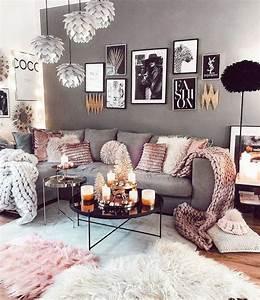 46, Comfy, Scandinavian, Living, Room, Decoration, Ideas