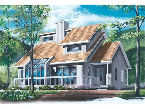 pamela point modern lake home plan   house plans