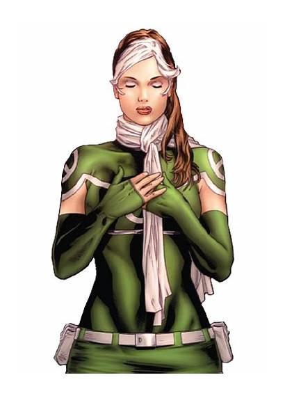 Rogue Vampira Anna Marvel Comic Marie Fightersgeneration