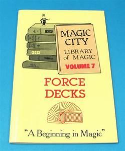 Force, Decks, Book, 7, Magic, City, Library, Of, Magic