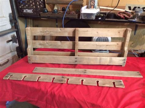 how to make a wine rack in a cabinet how to make a pallet wine rack hometalk