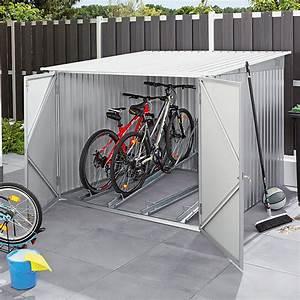 Fahrradbox Für 4 Fahrräder : fahrradbox stahlblech 3 5 m bauhaus ~ Articles-book.com Haus und Dekorationen