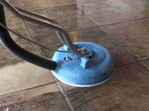 clean tile  grout lines hard surface floor