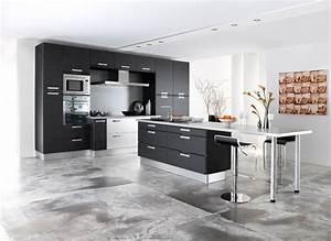 La cuisine ouverte : le nouveau salon Inspiration cuisine Le magazine de la cuisine équipée