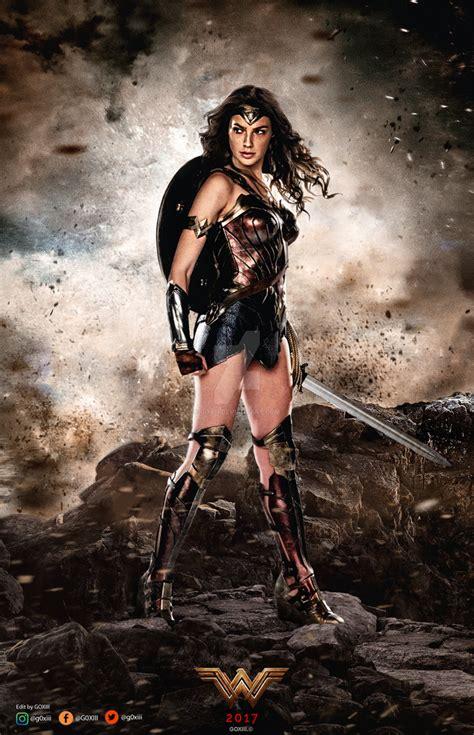 Wonder Woman Poster By Goxiii On Deviantart