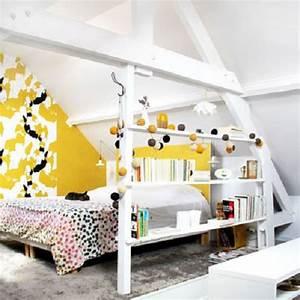 Tete De Lit Maison : idee tete de lit maison ~ Zukunftsfamilie.com Idées de Décoration