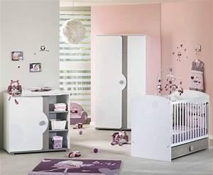 Chambre Bebe Fille Complete : chambre bebe fille complete photo lit bebe evolutif ~ Teatrodelosmanantiales.com Idées de Décoration