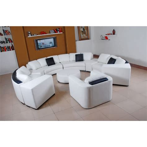 canape rond canapé d 39 angle design rond reno fauteuil table 2 690 00