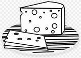 Cheese Clipart Clip Coloring Macaroni Keju Queso Cheeseburger Wine Cliparts Swiss Wheel Transparent Pngio Dibujo Macarrones Gambar Leche Susu Mozzarella sketch template