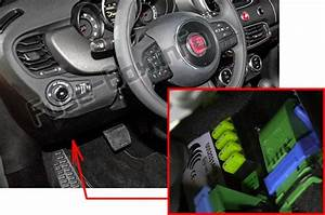 Fiat 500x  2014