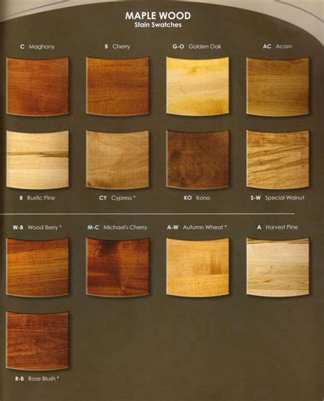 furniture stain colors best 25 minwax stain colors ideas on stain