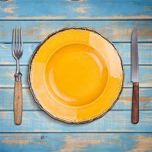 Empty plate ~ Food & Drink Photos on Creative Market