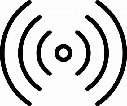 Signal Radio Waves Wifi Wireless Antenna Connection