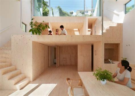 skylights and clerestory windows bathe the japanese re