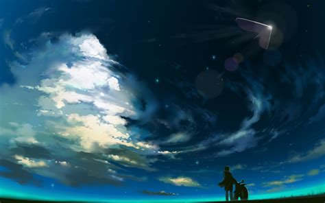 Beautiful Anime Scenery Wallpaper - beautiful anime scenery wallpaper 1920x1200 14716