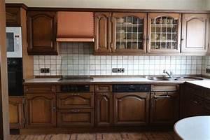 Küche Eiche Dunkel : eiche rustikal k che ~ Michelbontemps.com Haus und Dekorationen