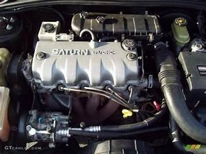 1994 Saturn S Series Sl1 Sedan 1 9 Liter Sohc 16